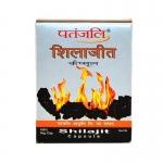 Мумие Шиладжит Patanjali Shilajit 20 капсул