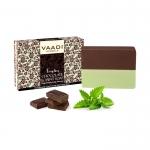 Мыло Vaadi Шоколад и мята 75г