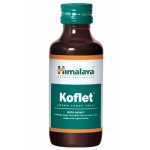 Кофлет сироп от кашля (Koflet Himalaya) 100мл