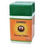 Харитаки Занду (Haritaki Zandu) 40табл