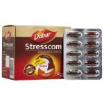 Стресском Дабур 10 капсул (Stresscom Dabur)