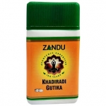 Кхадиради Гутика Zandu 70 табл