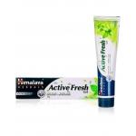 Зубная паста-гель Хималая Активная свежесть 80г