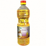 Кунжутное масло Patanjali 500мл