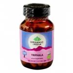 Трифала Organic India 60 капсул (480мг)