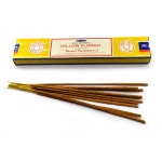Аромапалочки Satya Yellow Flower 15г